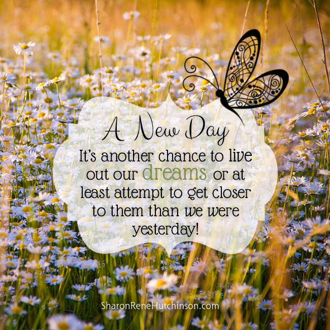 ~A NEW DAY~