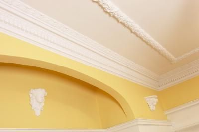 How To Install Crown Molding On A Textured Wall Ceiling Ceiling Crown Molding Molding Ceiling Wall Molding