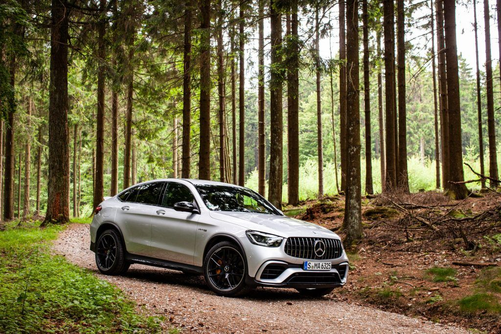 12 Mercedes Amg Glc 63 S 2020 Photos With Images Mercedes Amg