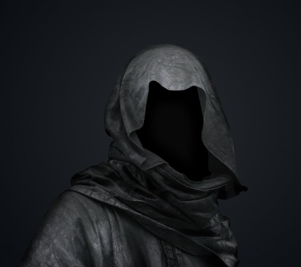 The Hidden Man Dark Creepy Wallpaper Fotografi Seni Fotografi Seni