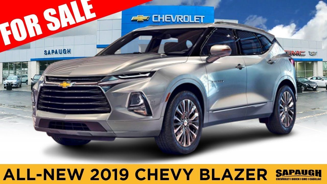 2019 Chevy Blazer For Sale St Louis Missouri Chevy St Louis