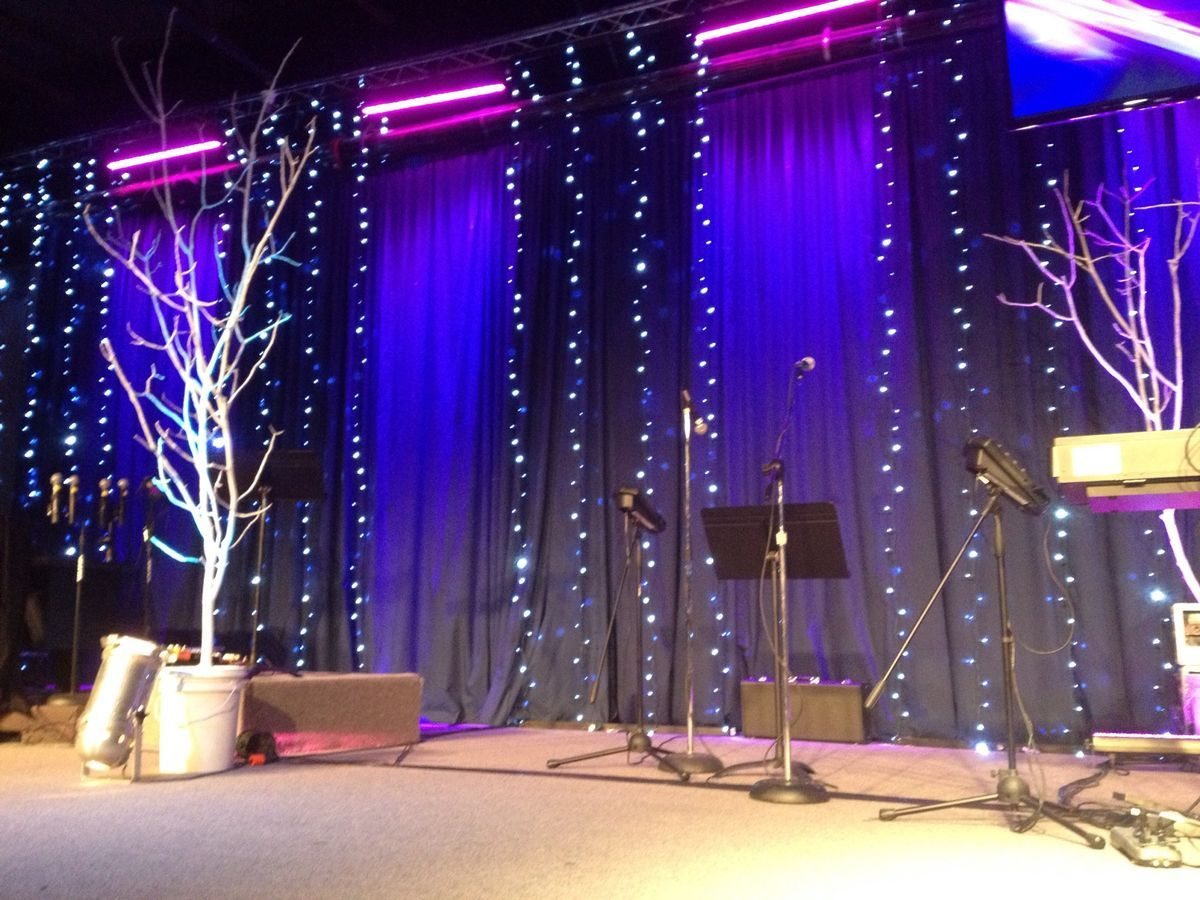 Pin By Jenn Ayala On Performing Arts Christmas Stage Design Christmas Stage Church Stage