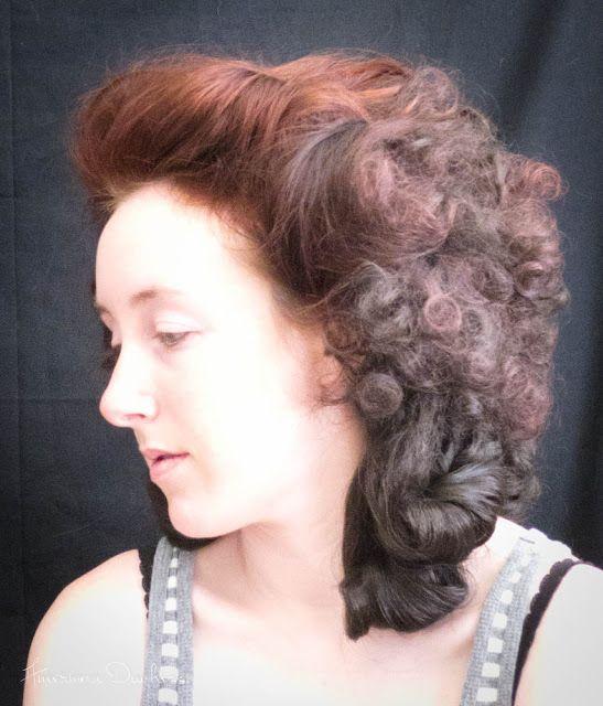 Lauren S Nice 1780 S Hairstyle Hair Women S Past