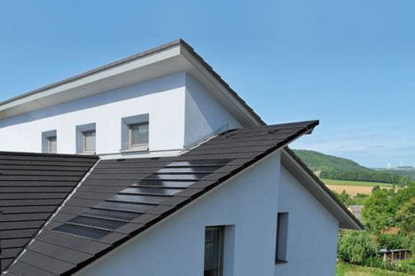 Stafier Holland Ultra Thin Solar Tile