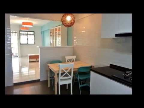 sg 3-room flat tour - before & after | singapore hdb apartment