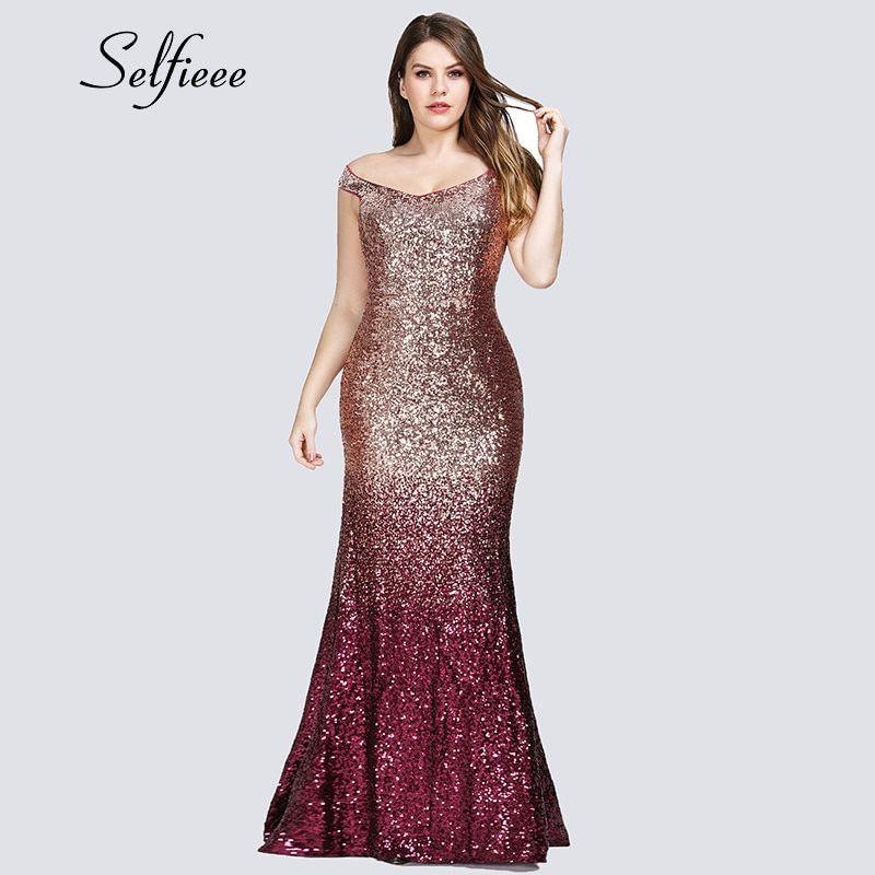 d0e0d3e06bb15 Aliexpress.com : Buy Sexy Plus Size Sequin Party Dress 2019 Vestidos ...