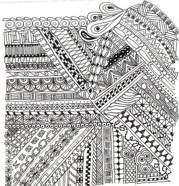 Geometric Coloring Pages Pinned by Sloane Hamrick Coloring pages - new coloring pages for eye doctor