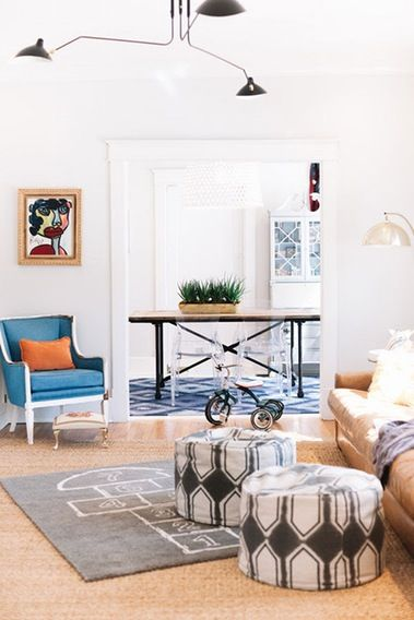 Jessica S Vintage Modern Nashville Home Paint Colors For Living