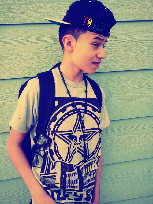 Cute Boys with Swag and Snapbacks | ... boy swag swag ...