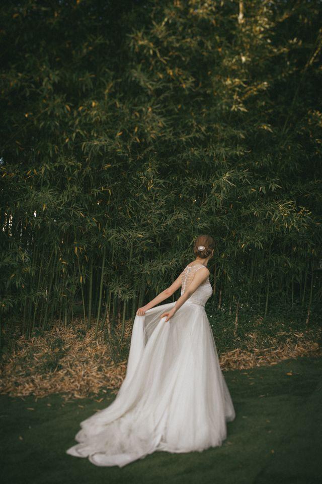 Bride. Wedding photography. Fotografía de boda. Novia romántica. Bodas Galicia