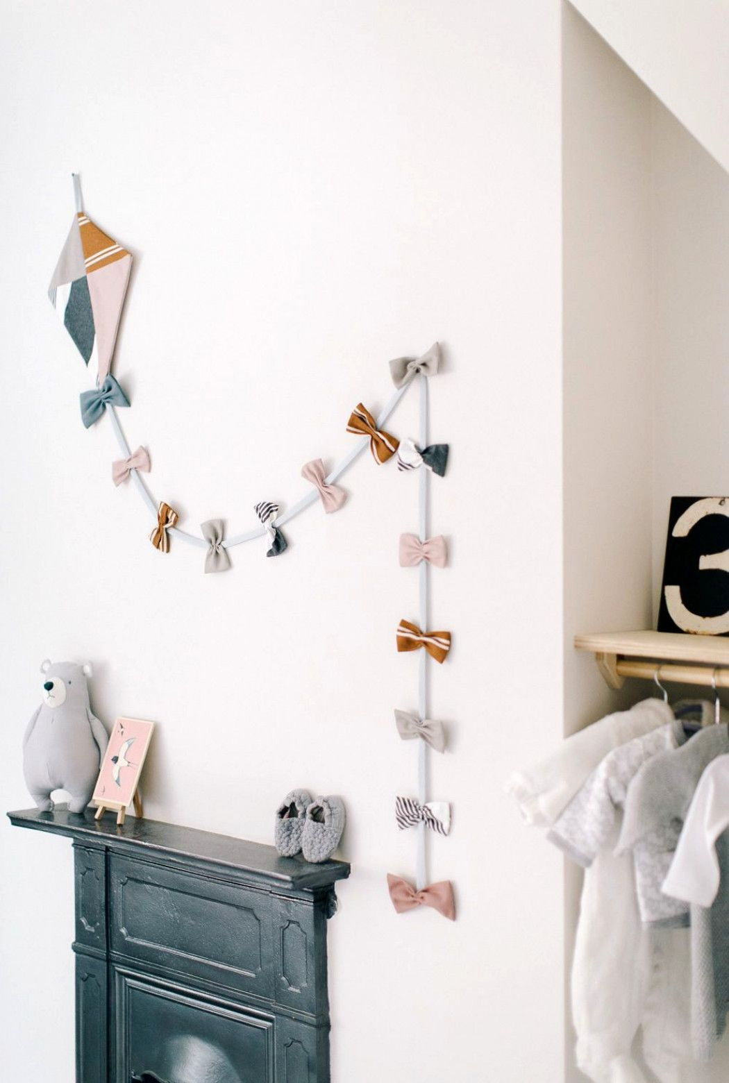 The handmade nursery - Interior Design Trends 2020