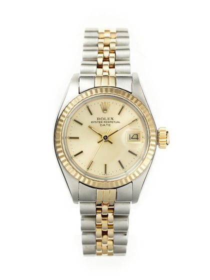 rolex oyster perpetual date watch by tourneau at gilt