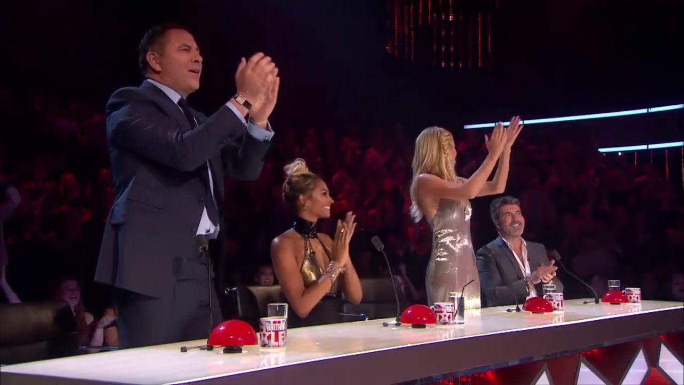 8 Most Amazing At Semi Final Round Britain's Got Talent 2016