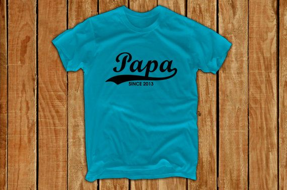 Father's Day gift, Papa shirt, Fathers Day gift, Fathers day shirt, Father gift, Dad shirt, gift for Dad, gift for father #papashirts
