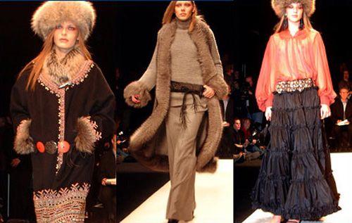 Russian Clothing For Women Modern