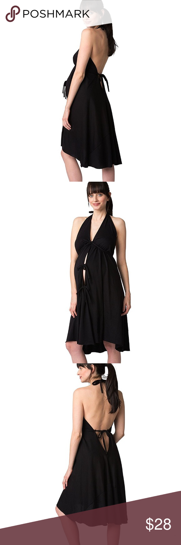 Pretty pushers original labor & delivery gown nwt | Pinterest