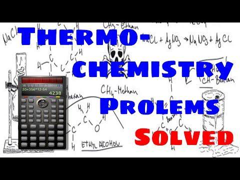 Thermochemistry Review Problems Nerdy Birdy Pinterest