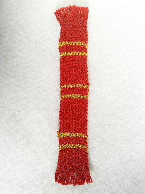 Ravelry: NanniClover\'s Gryffindor / Harry Potter / Hogwarts House ...