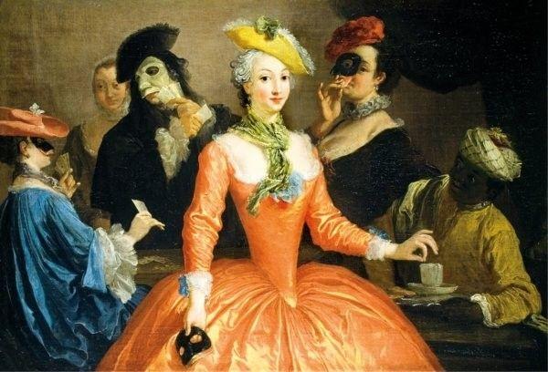 Le meraviglie di Venezia dipinti del 700 in collezioni private.