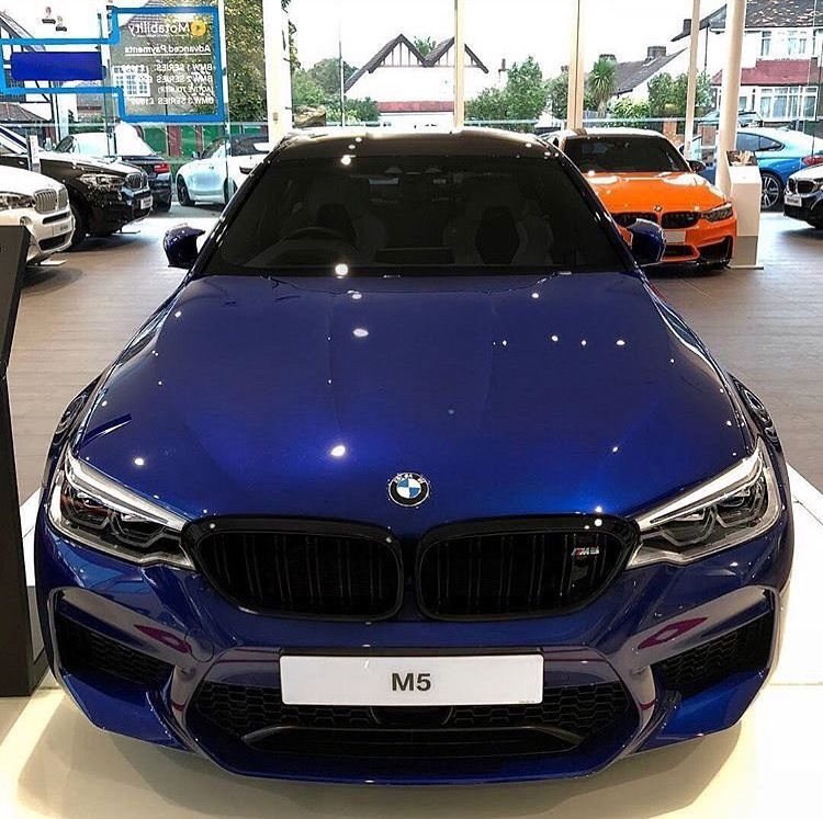 M5F90 Blacked Out BMW T Cars BMW I Dream Cars