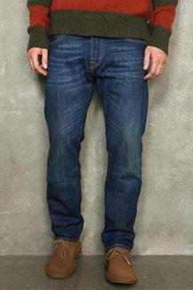 Edwin ED-71 Burner Wash Shuttle Jeans urban outfitters