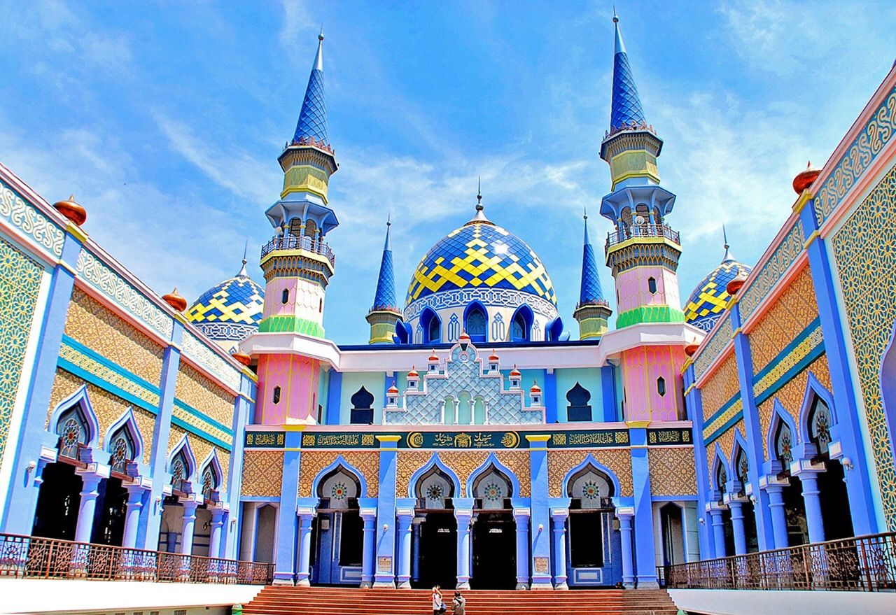 Masjid Agung Tuban Mosque Architecture Mosque Beautiful Mosques