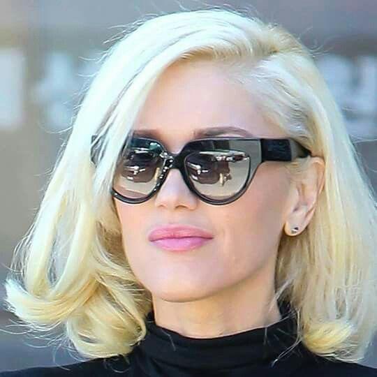 Blond Hair Gwen Stefani Hair Gwen Stefani Hair Inspiration