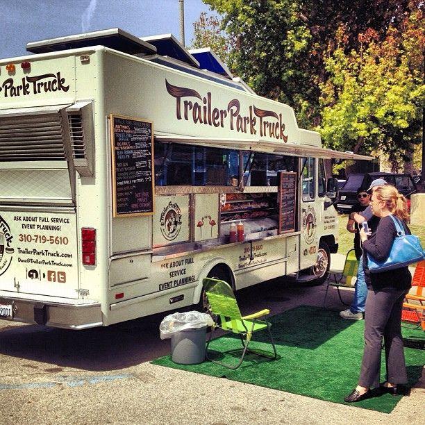 trailer park food truck california santamonica. Black Bedroom Furniture Sets. Home Design Ideas