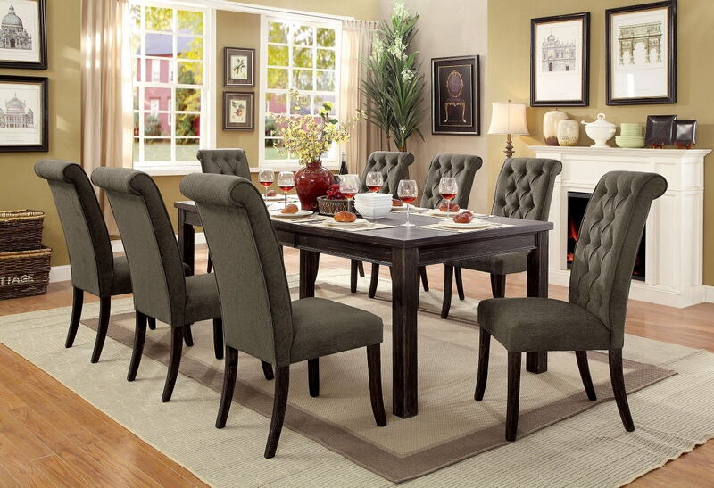 17++ St charles dining room set Various Types