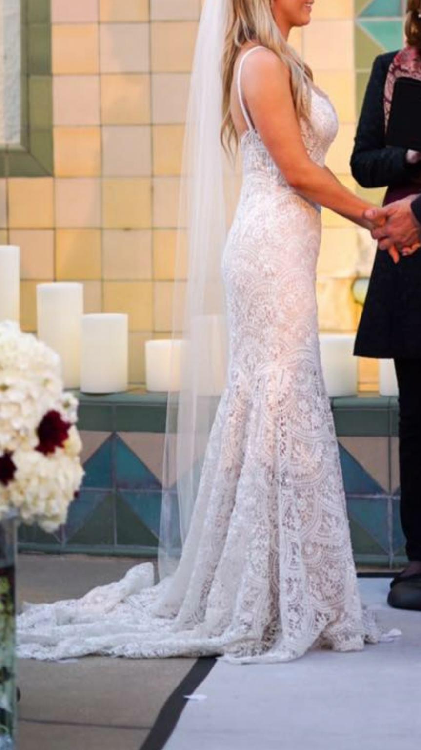 Wtoo Elise Wedding Dress Used, Size 0, 1,000 Wedding