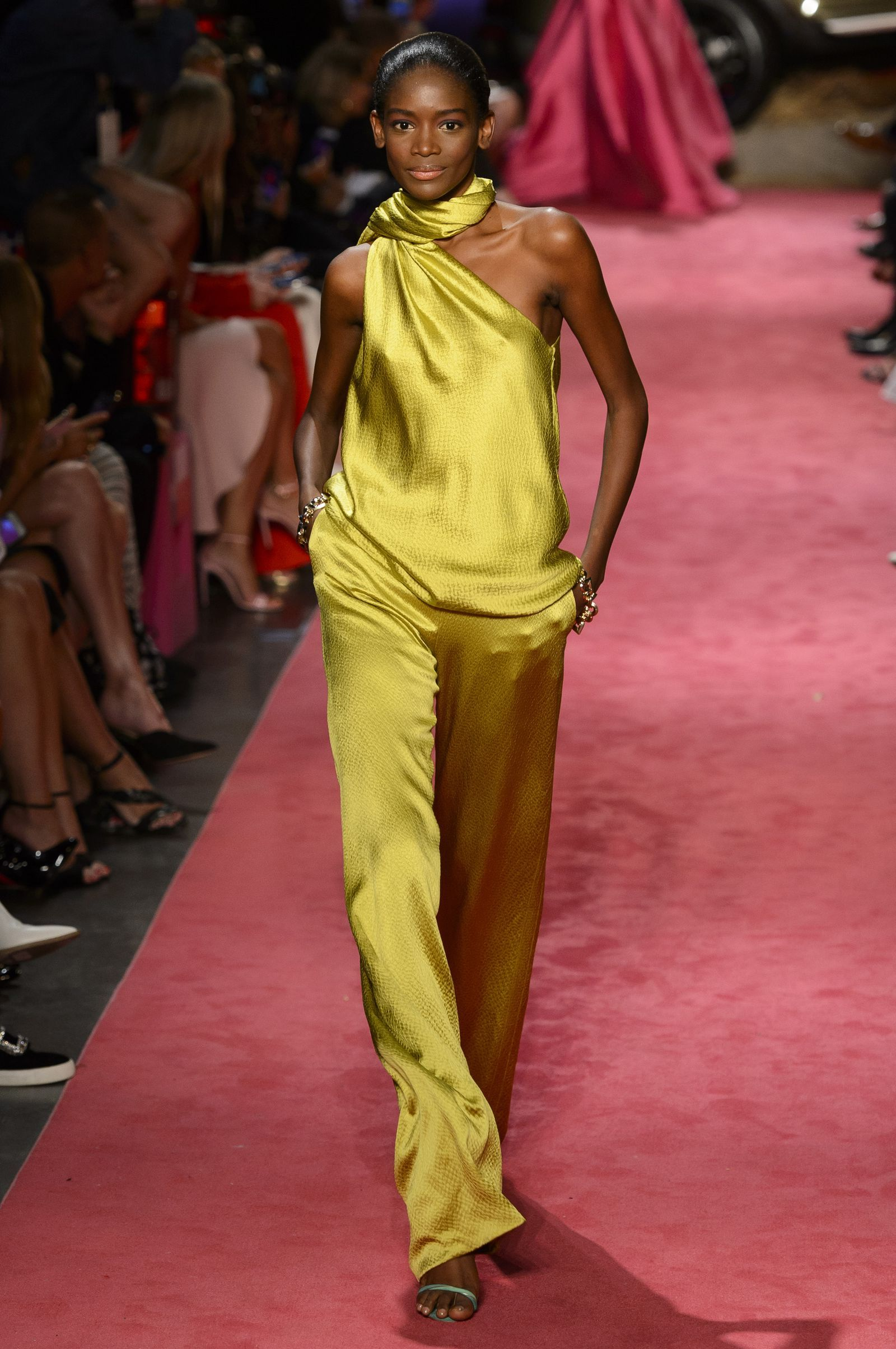 Photo of See Photos from Brandon Maxwell's Spring 2019 Runway