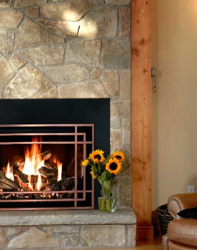 Mendota Gas Fireplace Inserts Are Great Bone Warming In The Winter And Super Efficient Made America With A Limited Lifetime Warranty