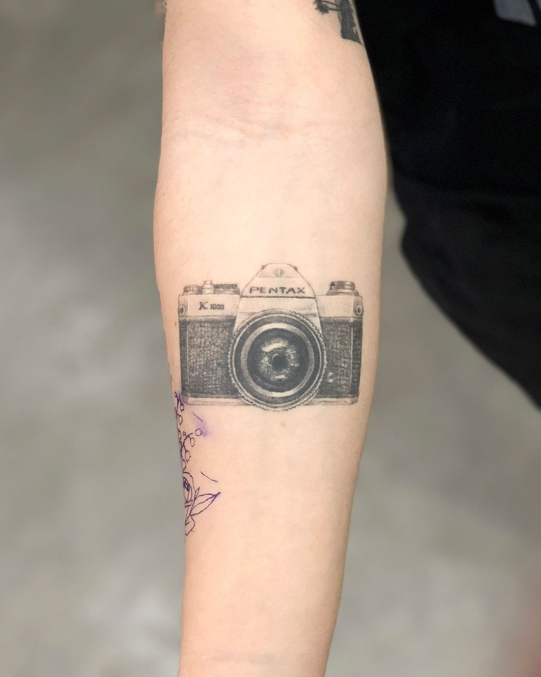 "MR.K on Instagram ""2 years healed mrktattoo"" Tattoos"