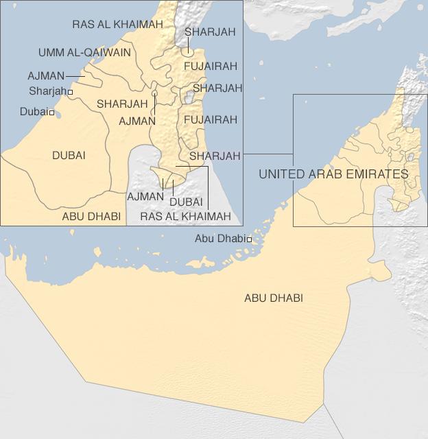 Where on Earth is Umm al Qaiwain? | United arab emirates, Middle ...