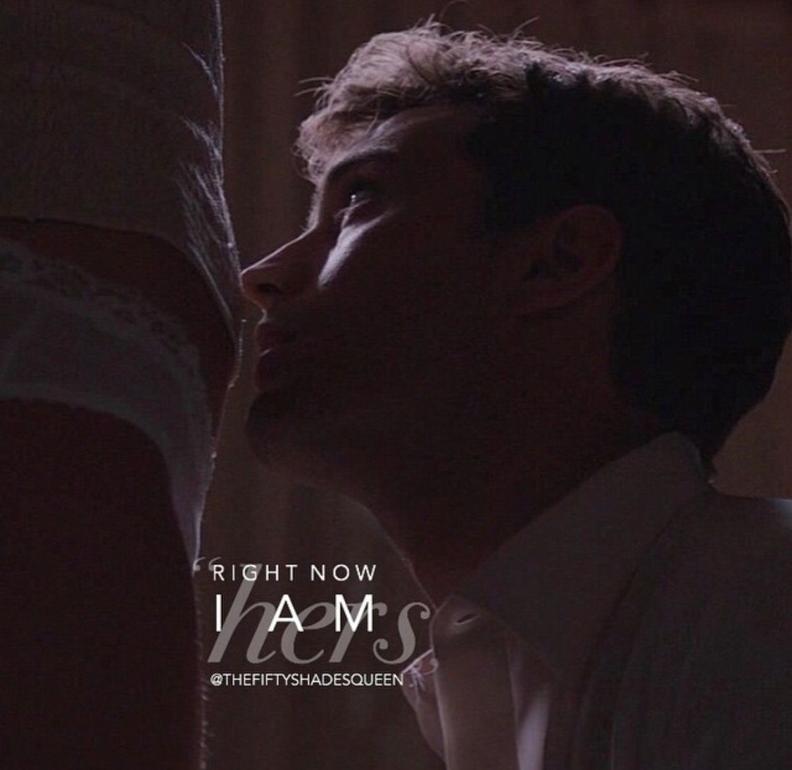 Fifty Shades the movie - Right Now I Am Hers...