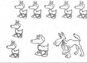 El Lobo Y Los 7 Cabritillos 3años Cuentos Lobos Y