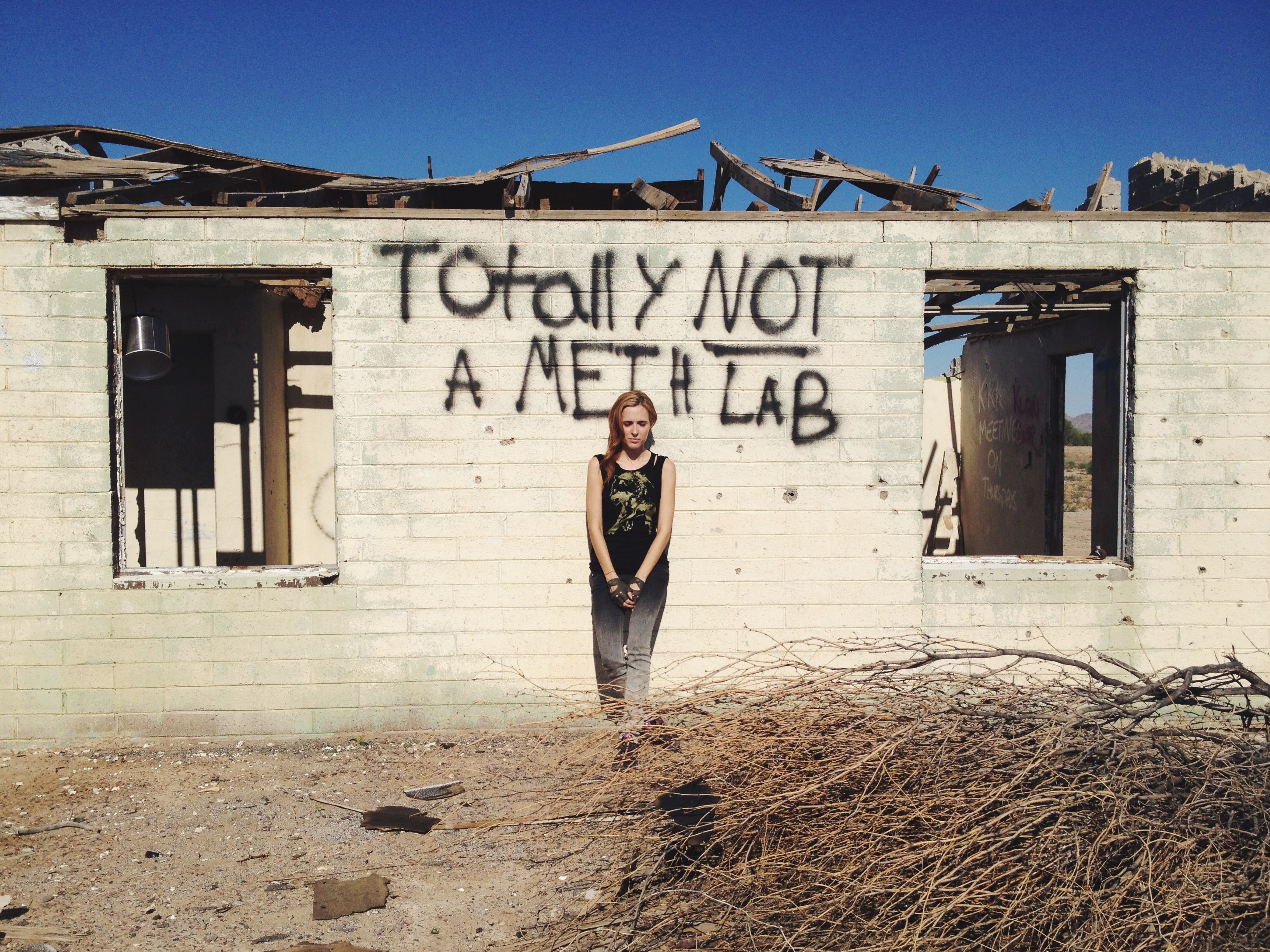 Totally NOT a meth lab // Goodyear, AZ