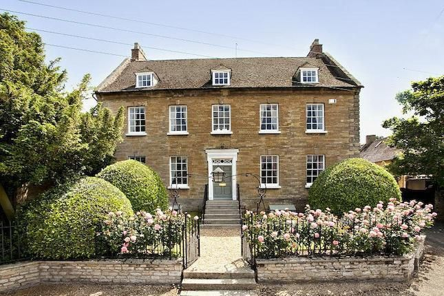 Detached house for sale in Church Street, Ringstead, Northamptonshire