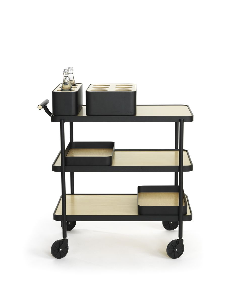 Exo-trolley by Horreds | bar carts, tea-carts, trolleys, trolley ...