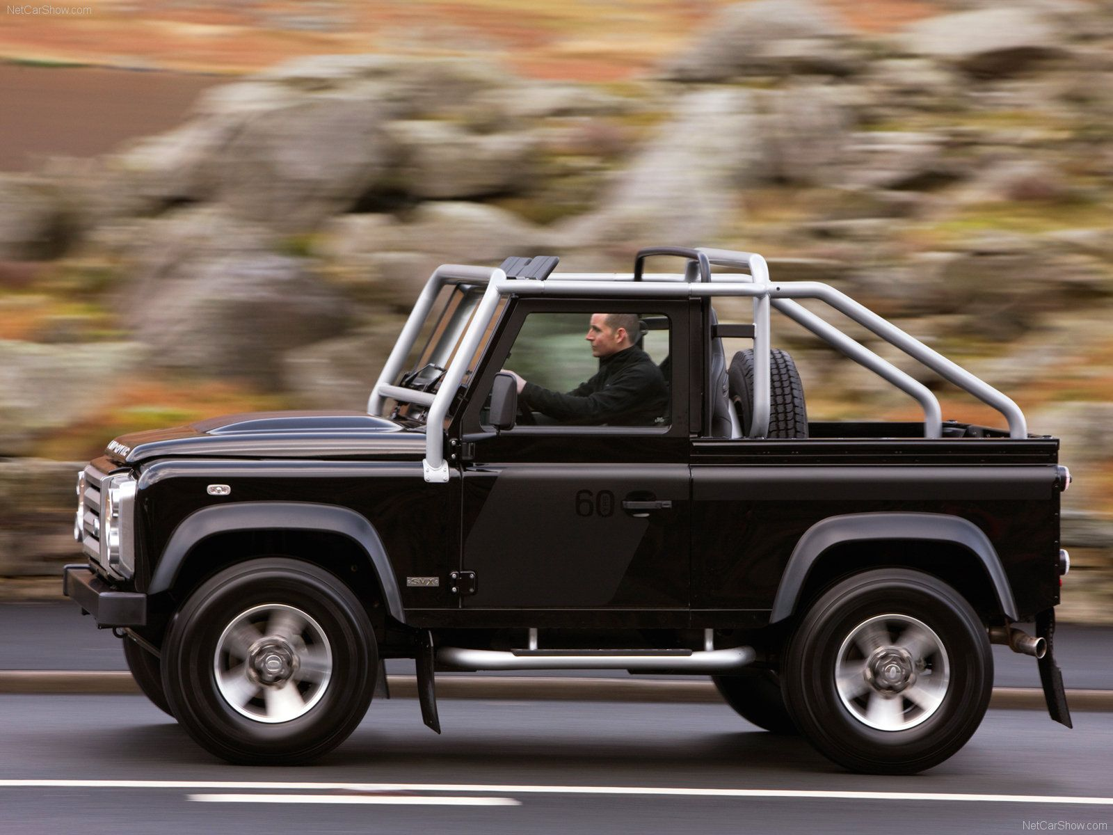 Land Rover Defender Svx My Dream Car A Land Rover And Jeep Mated