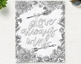 coloring pages for adults printable quotes coloring pages