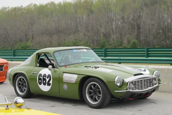 Tvr Vintage Race Car For Sale Front Euro Pinterest