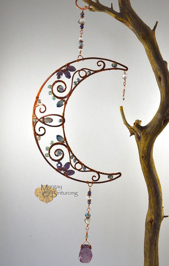 Love sparkly, copper wire art? Come check out the rest of our ...