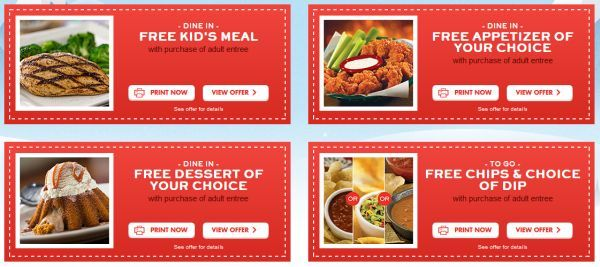 picture about Printable Chili's Menu called Chilis Discount codes toward Print a Chilis discount coupons, Free of charge