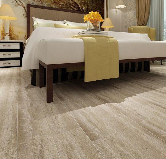 China Porcelain Floor Tile Looks Like Wood Wholesale Decorating