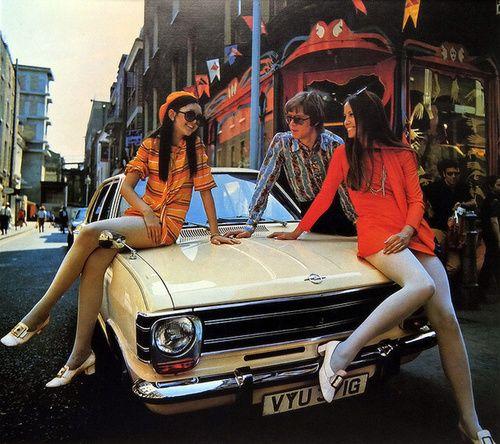 1970 Opel Calendar
