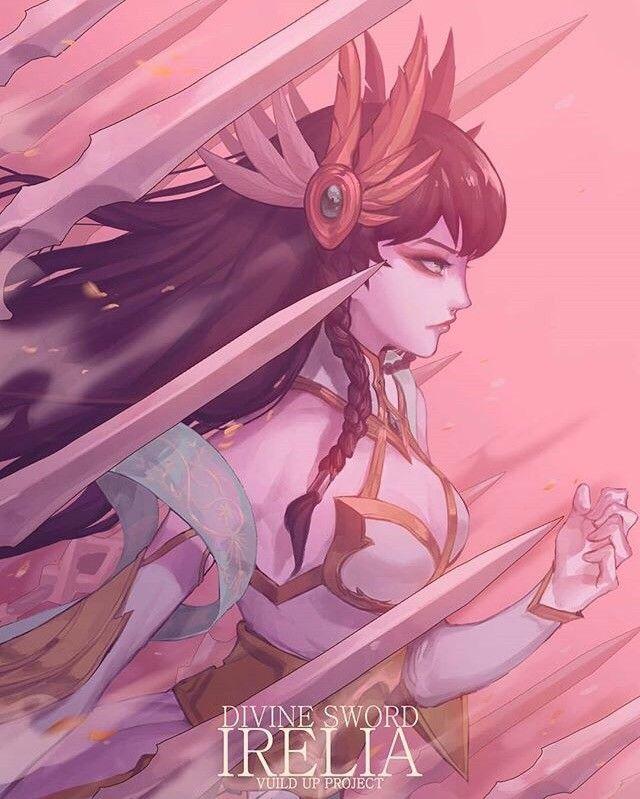 Irelia l League of Legends