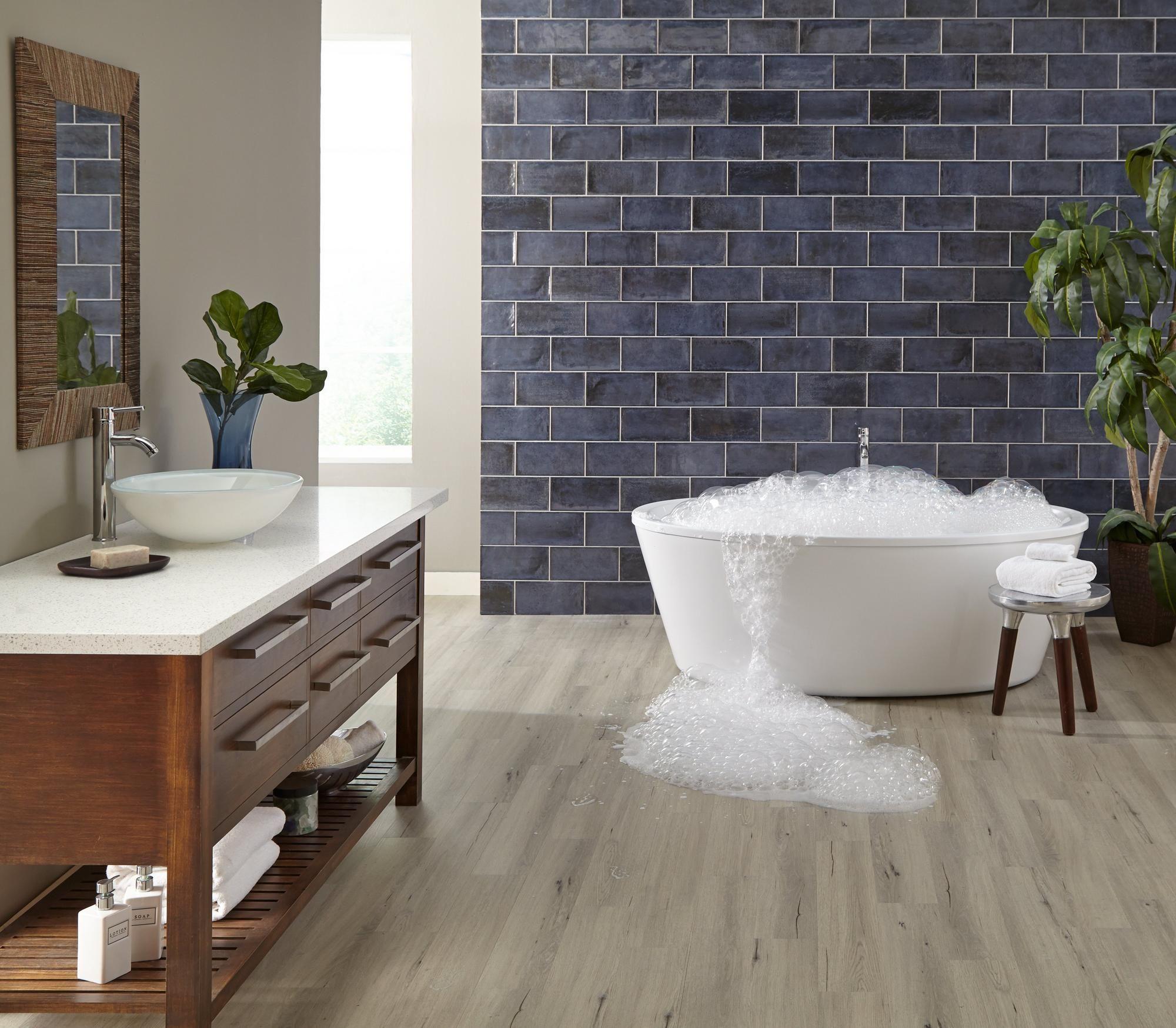 Esenzia Note Ceramic Tile Waterproof Flooring Best Bathroom Flooring Floor Decor