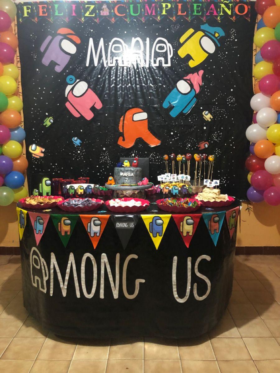 Among Us 10th Birthday Parties Birthday Planning Birthday Theme
