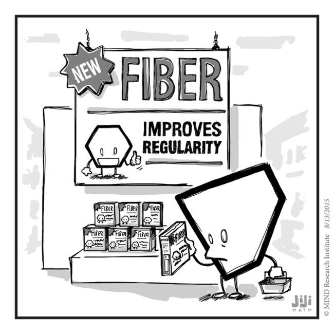 Off The Number Line Irregular Polygons Cartoon Math Cartoons Math Humor Math Jokes
